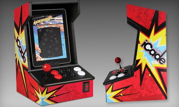 Test de la borne d'arcade iCade