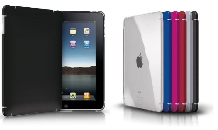 Une coque MicroShell pour iPad