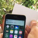 Un lecteur d'empreintes digitales dans le prochain iPhone ?