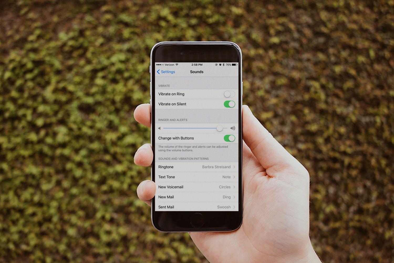 Comment mettre une sonnerie sur son iphone ?