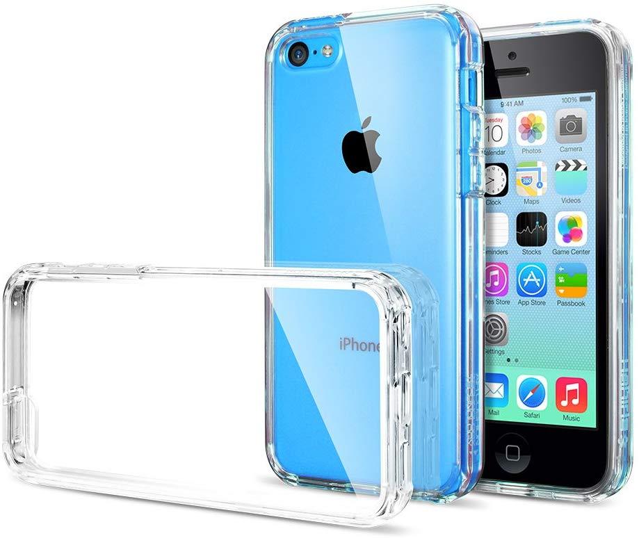 Coque iPhone 5C Spigen en Gel