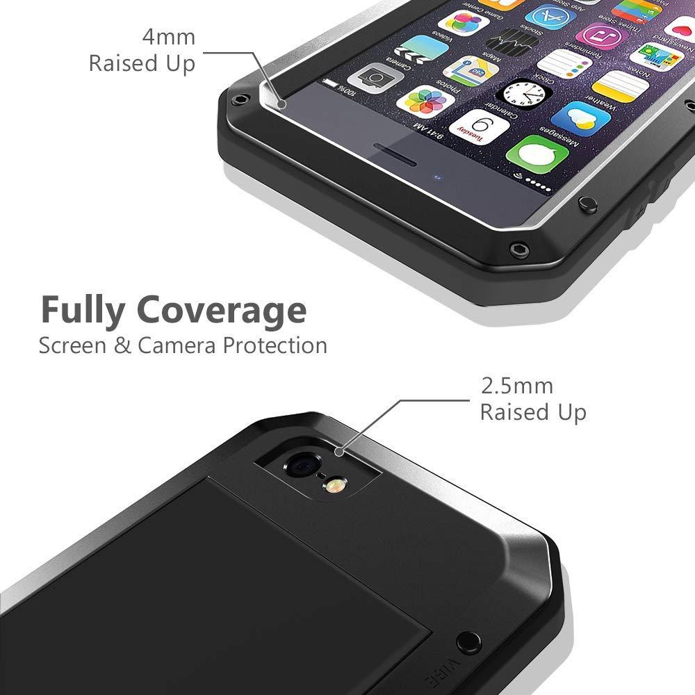 Coque iPhone 6 Plus et 6S Plus Lanhiem antichoc