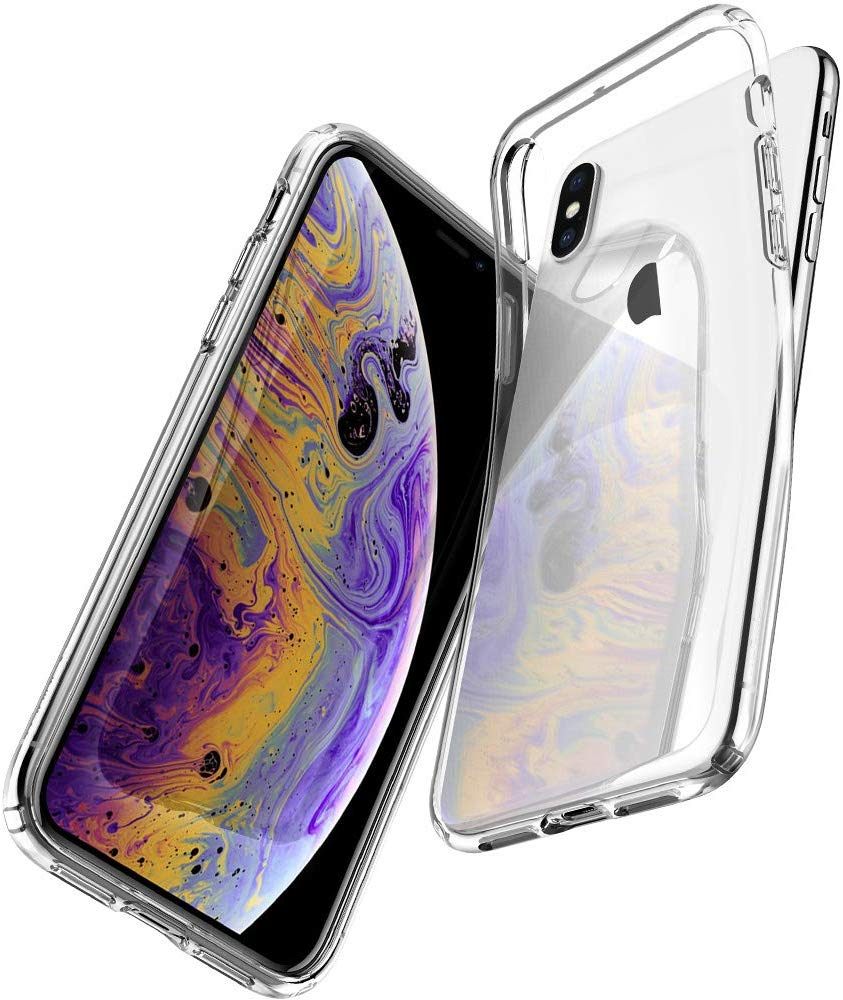 Coque iPhone X et XS Spigen
