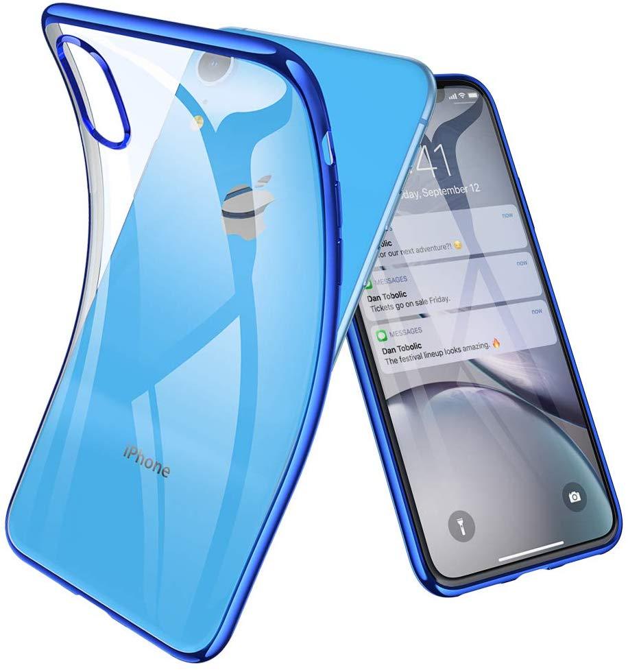 Coque iPhone XR Joyguard ultra mince
